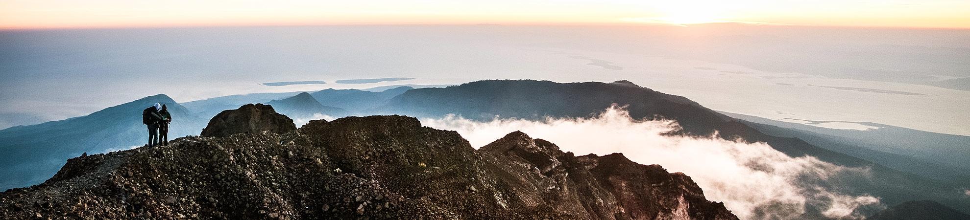 Voyage Mont Rinjani