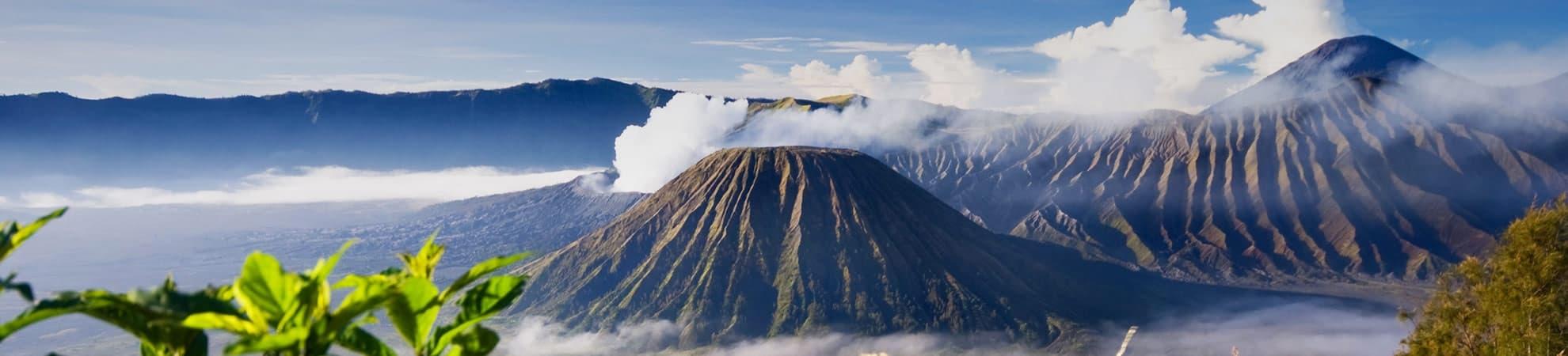 Voyage Java en Indonésie