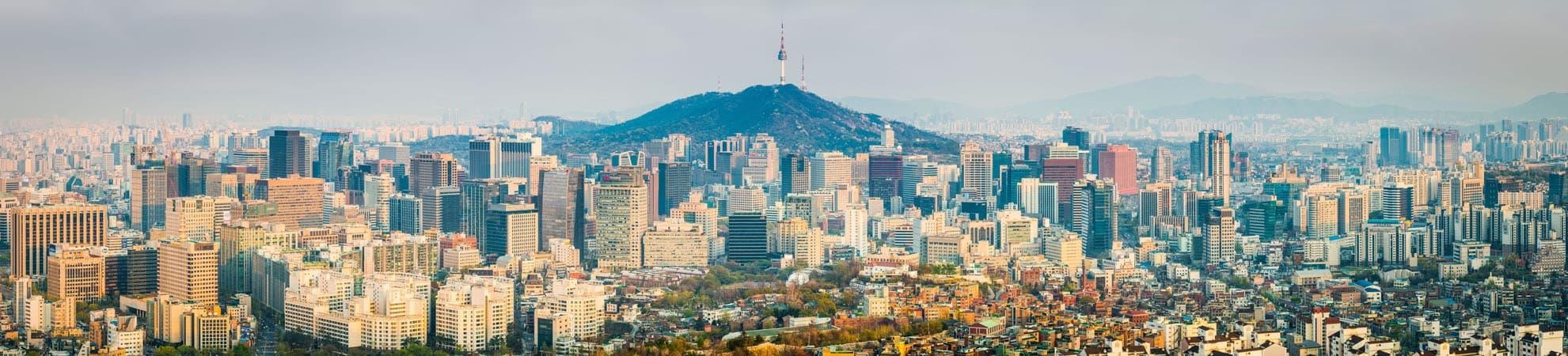 Visiter Seoul avec Marco Vasco
