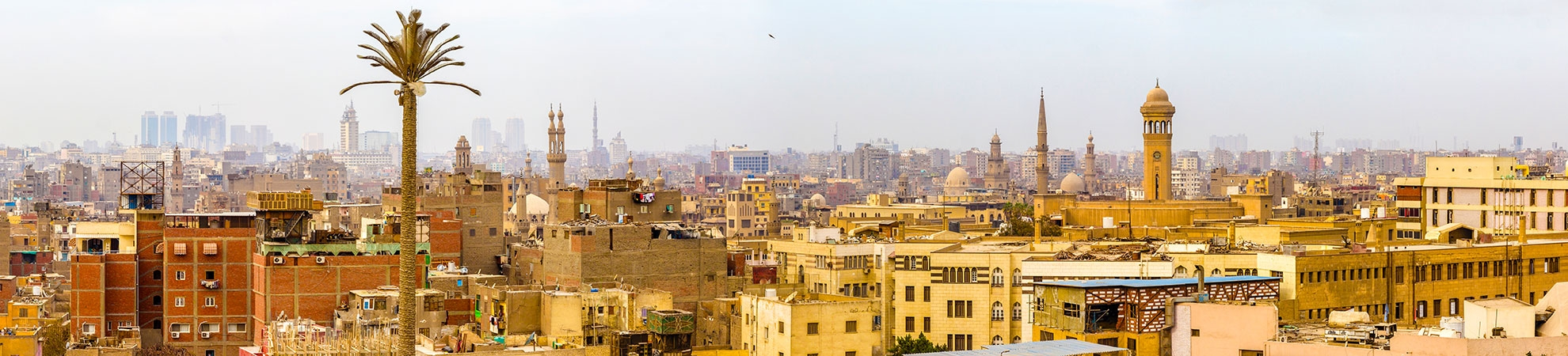 Voyage Le Caire