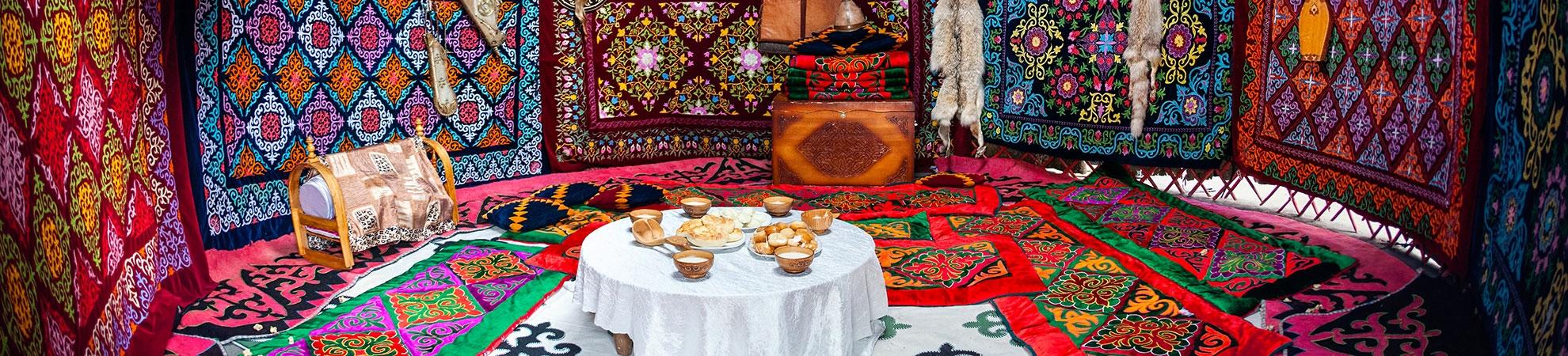 Tous nos hôtels en Asie Centrale