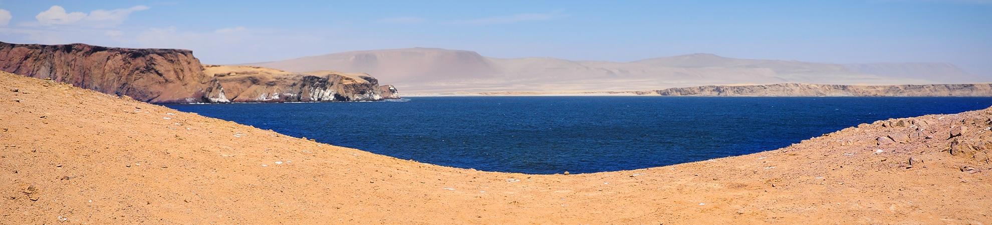 Voyage Paracas