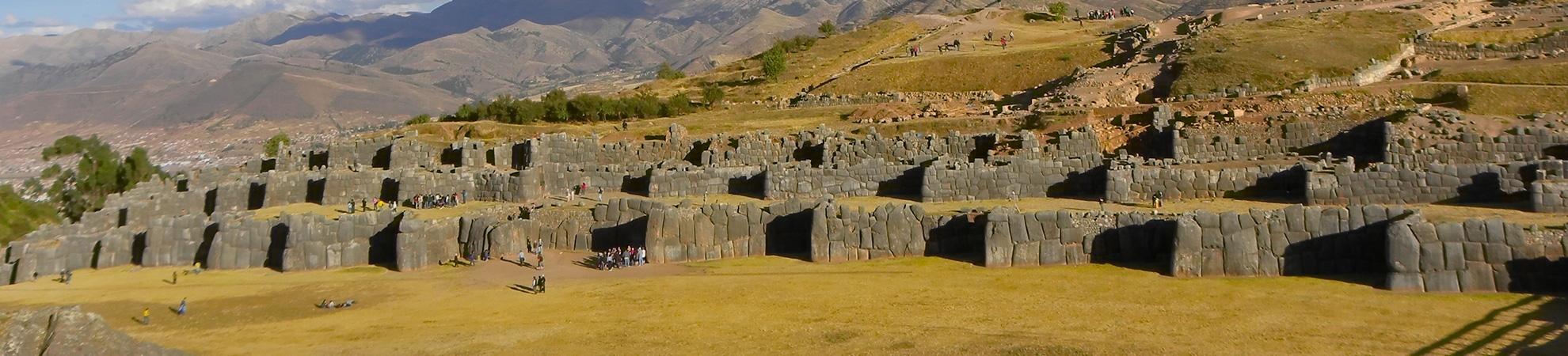Voyage Parc archéologique de Sacsayhuaman
