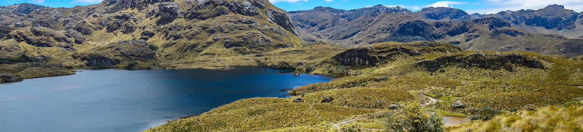 Voyage Parc National El Cajas