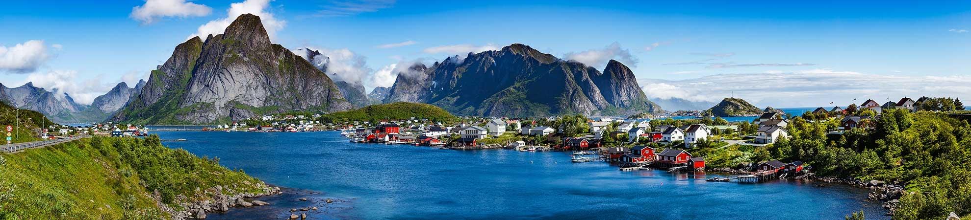 Activités Scandinavie