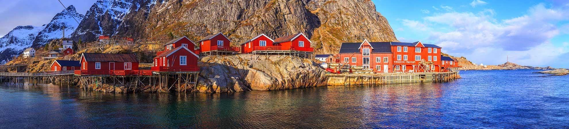 Activités Au coeur de la nature Scandinavie