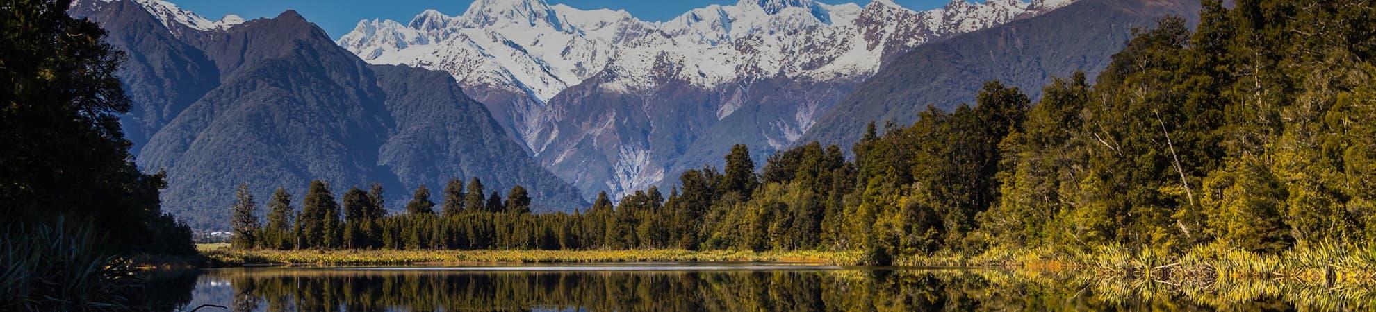 Séjour Nouvelle Zélande