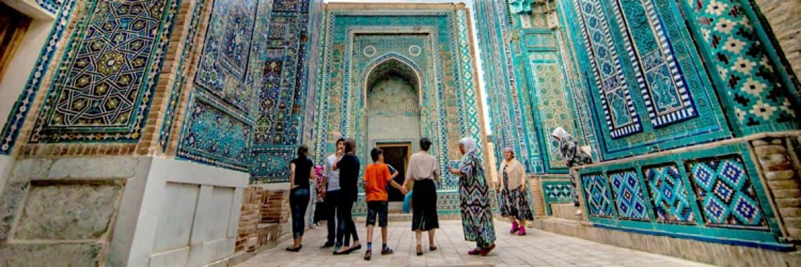 Toutes nos activités en Asie centrale