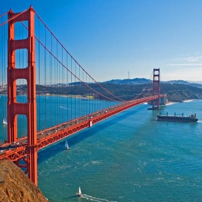 Bienvenue à San Francisco