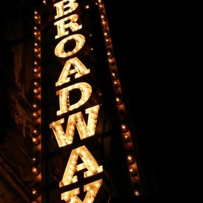 Comédie Musicale à Broadway (réservable sur place)