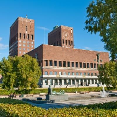 Visite d'Oslo à vélo