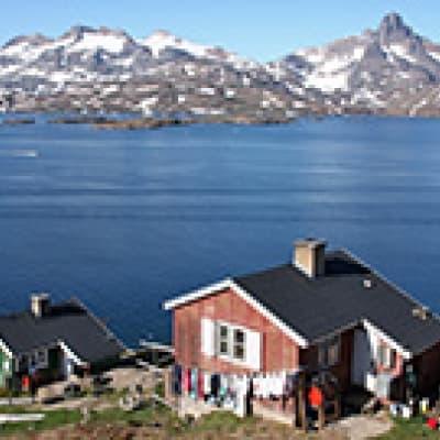 Visite du village inuit d'Ilimanaq