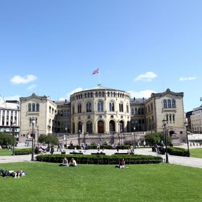 Visite guidée d'Oslo