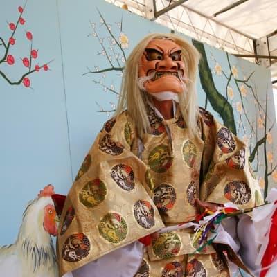 Spectacle de Kagura à Hiroshima