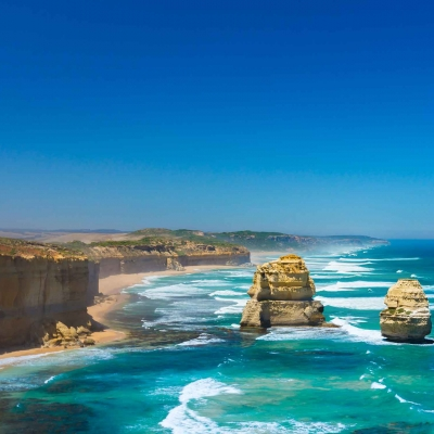 Camping sur la great ocean road