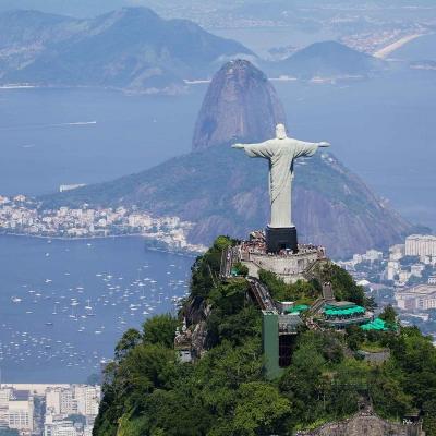 Le Corcovado de Rio