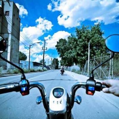 Visite guidée privée de Montréal en scooter électrique en français