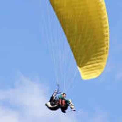 Saut en parachute à Buenos Aires