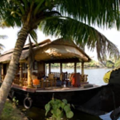 Croisière sur les backwaters à Allepey