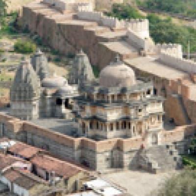 Randonnée à Kumbalgarh
