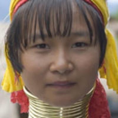 Rencontre avec des minorités ethniques (Thaïlande - Laos)