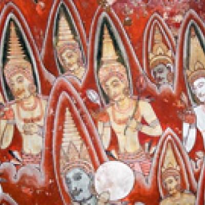 Spectacle de danses à Kandy
