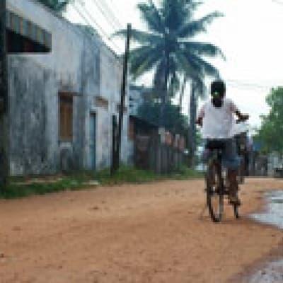 Vélo à Ben Tre