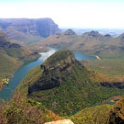 Randonnée au Blyde River Canyon