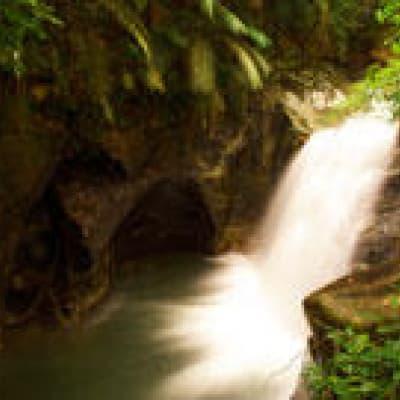 Cascades et randonnées