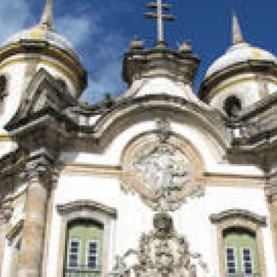 Visite d'une journée à Ouro Preto et Mariana