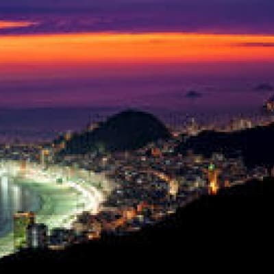 Vivre la nuit comme un Carioca!