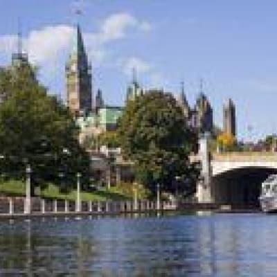 Visite de la ville de Montréal