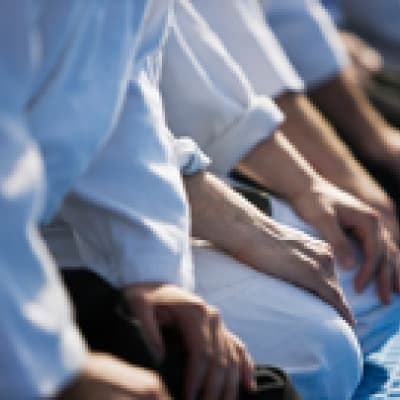 Leçon de Kung Fu (Hong Kong)