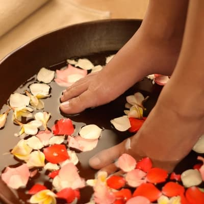Massage des pieds à Taiwan