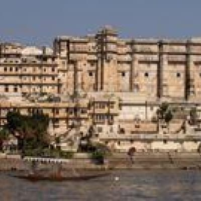 City Palace de Udaipur