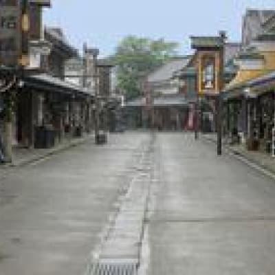 L'ancien quartier des samouraïs : KANAZAWA
