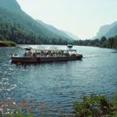 Croisière sur la rivière Shimanto