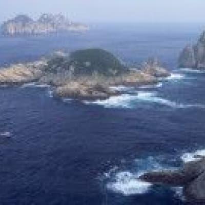 Escapade sur l'îlot Dokdo