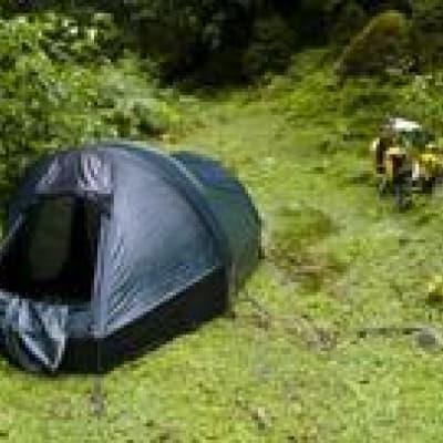 Des nuits en tente dans la jungle