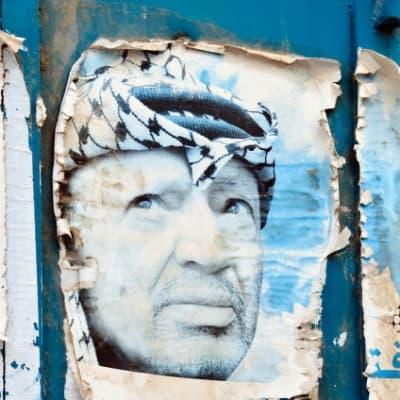 Mausolée de Yasser Arafat
