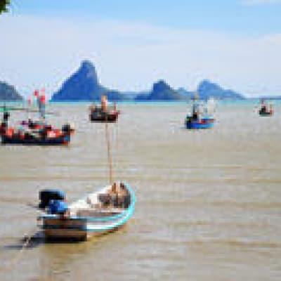 Croisière sur l'Irrawady