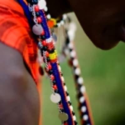 Visite d'un village Masai