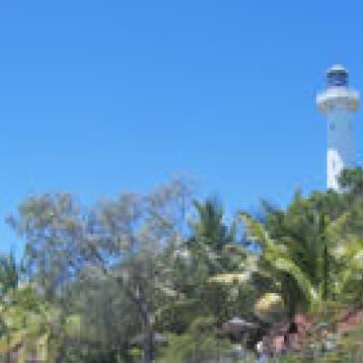 Journée au phare Amédée