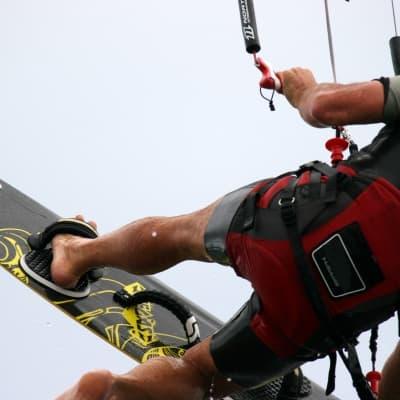 Activités nautiques sur l'Ile Sacrée
