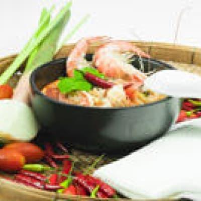 Cours de cuisine Thaïe à Khum Lanna
