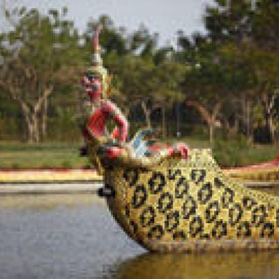 Croisière sur le Lac Khao Laem