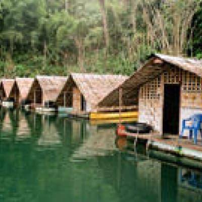 Exploration du Parc National de Khao Sok