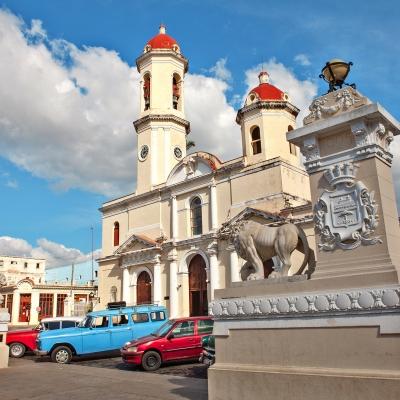 Visite guidée de Cienfuegos
