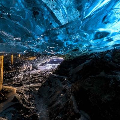 Les grottes de glace du Vatnajökull