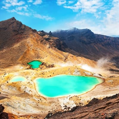 Sur les traces du Mordor au Tongariro Crossing